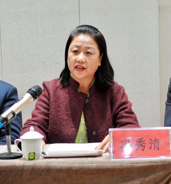 3市人社局专技科科长冯秀清在开班仪式上讲话.jpg