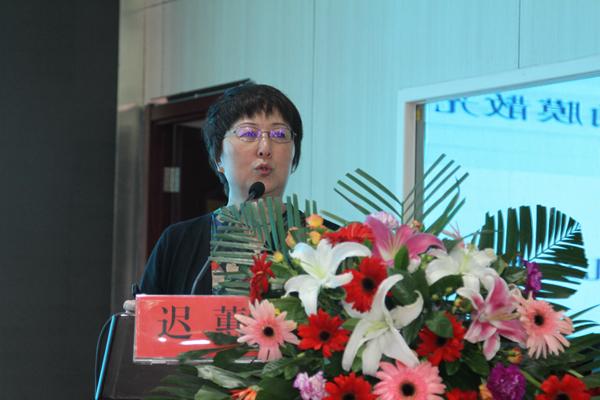 8 北京大学医学部副主任医师迟蕙作题为《RGP的临床应用》精彩讲座.jpg