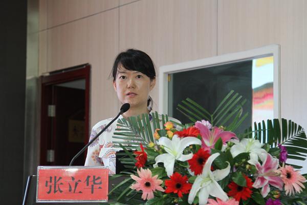 13 山西省女医师协会眼科专业委员会委员张立华讲解《角膜塑形的道与术》.jpg